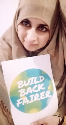 World Fair Trade Day 2021 #BuildBackFairer with Sabeena Z Ahmed