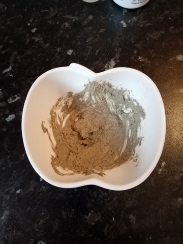The Little Fair Trade Blog, review of Odylique 3 in 1 Maca Mask with Sabeena Ahmed