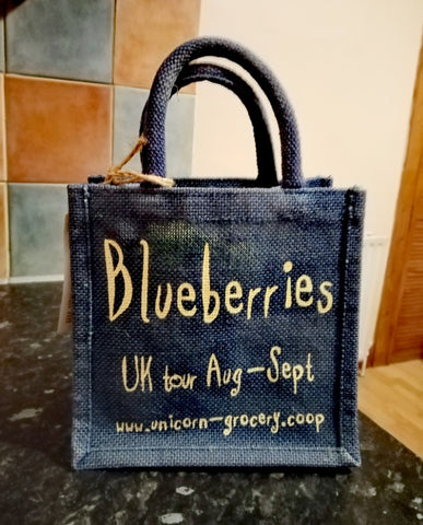 The Little Fair Trade Blog, Plastic Free July 2021, Jute Bag ETI and SEDEX certified with Sabeena Z Ahmed