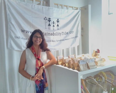 Fair Trade Ethical Living - Natural Beauty Workshop with Amruta Kshemkalyani of Sustainability Tribe
