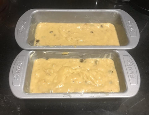 Home made banana bread with Sabeena Ahmed, Ramadan 2020, Dubai, UAE