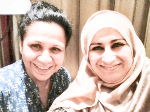 Interview with  Ms Moon Sharma of Tara Projects visit by Sabeena Ahmed of The Little Fair Trade Shop April 2019