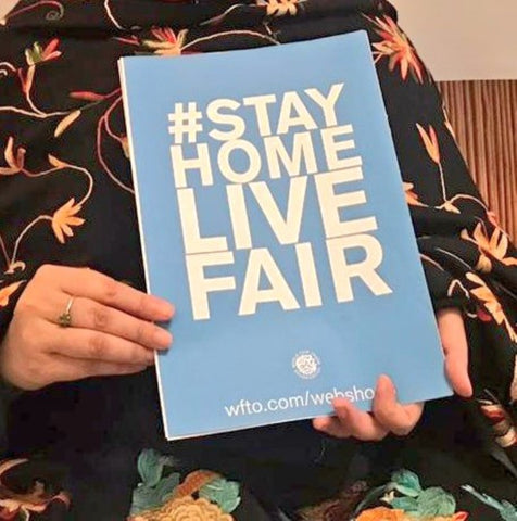 #StayHomeLiveFair with Sabeena Ahmed, Dubai, UAE