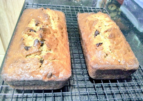jHome cooked Banana bread with Sabeena Ahmed