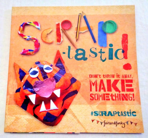 Scraptastic produced by fair and funky - Plastic Free July with Sabeena Ahmed