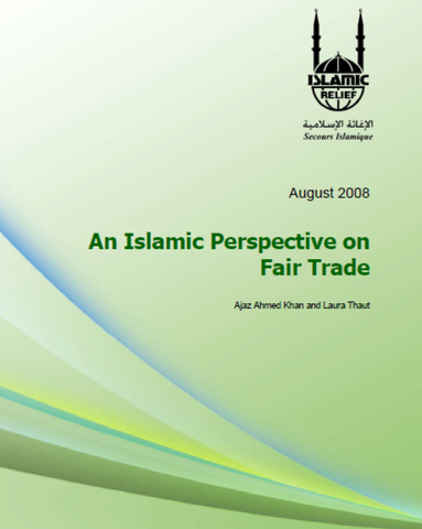 Islamic Perspective On Fair Trade Cover - Dr Thaut and Dr Khan