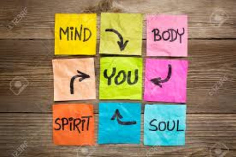 Mind Body Spirit and Soul