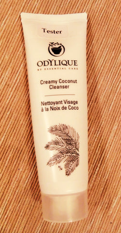 Odylique Creamy Coconut Cleanser - Reviewed by Sabeena Ahmed The Little Fair Trade Shop Dubai UAE March 17