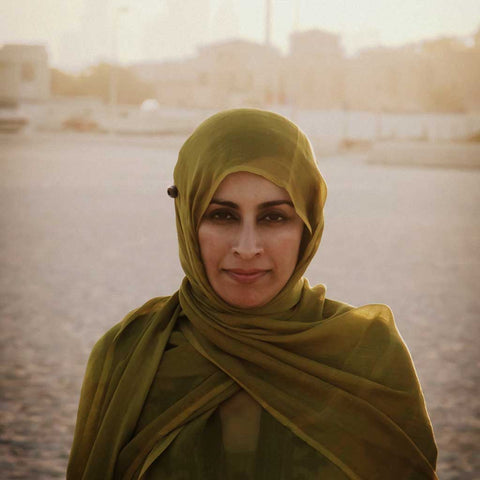 Sabeena Ahmed - Fairtrade Nomad and Optmist for Change at The Little Fair Trade Shop, UK and UAE