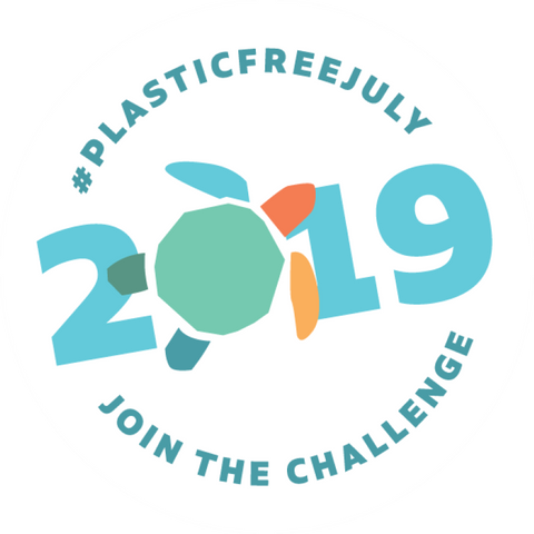 Plastic Free Badge