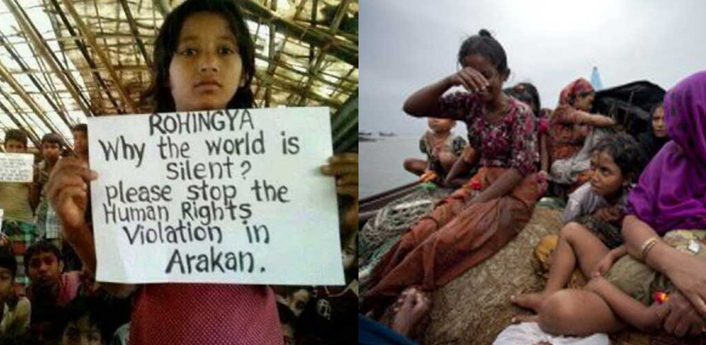 Save Rohinga Women