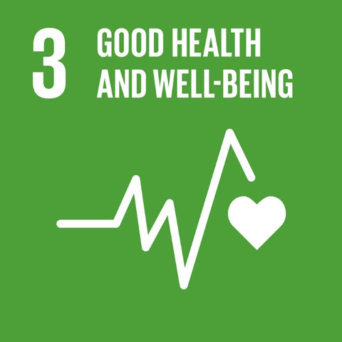 Global Goals for Sustainable Development Global Goal 3 Good Health and Well-Being - Anti Poverty Week in Dubai and the UAE by the Lilfairtrade Shop
