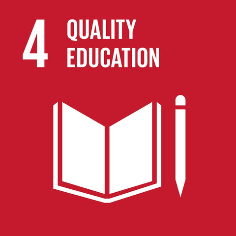 Global Goals for Sustainable Development Global Goal 4 Quality Education - Anti Poverty Week in Dubai and the UAE by the Lilfairtrade Shop