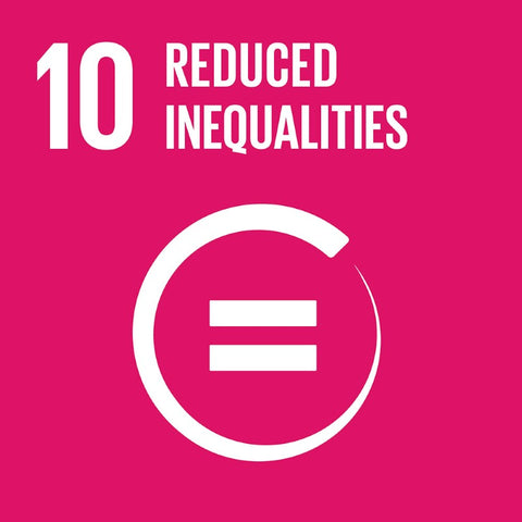Global Goals for Sustainable Development Global Goal 10 Reduced Inequalities - Anti Poverty Week in Dubai and the UAE by the Lilfairtrade Shop