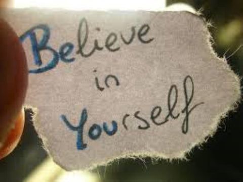 Quote - Believe in Yourself
