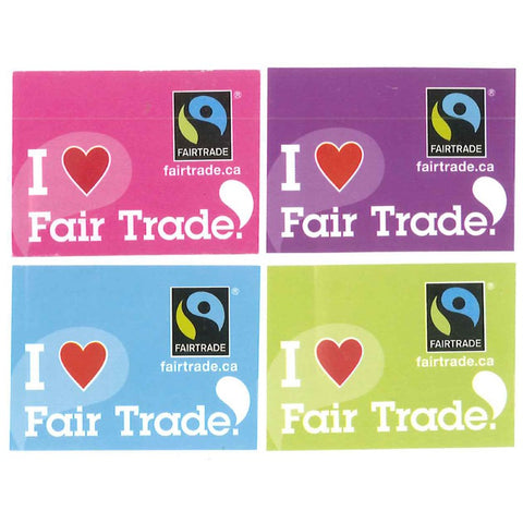I love Fairtrade