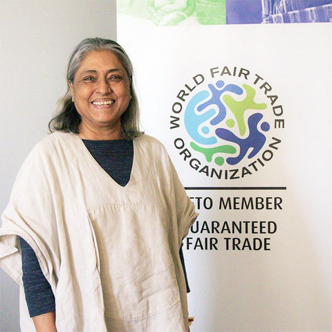International Women's Day 21 - #WomenOfFairTrade #ChooseToChallenge with Sabeena Ahmed