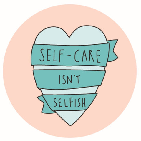 Quote - Self-Care Isn't Selfish