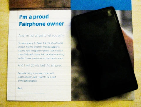 My Fairphone2 - Fair Trade Ethical Living, A review, videos and photographs taken with my Fairphone2 17,418 by Sabeena Ahmed