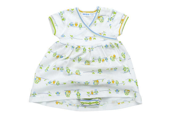 Ethical Organic Cotton Babywear Dress