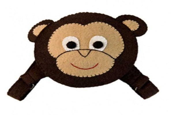 Backpack Monkey Felt