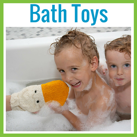 Bath Toys Collection