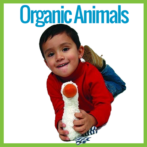 organic cotton animals section