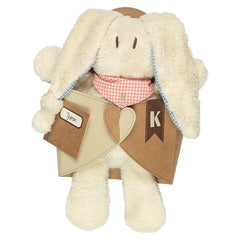 Keptin-Jr Tjumm Bunny Rabbit Light Blue Ears
