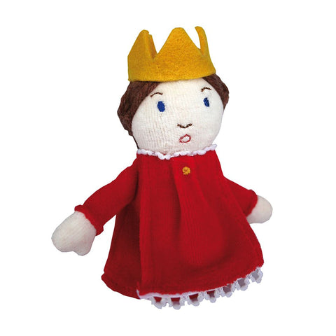 Queen Fingerpuppet