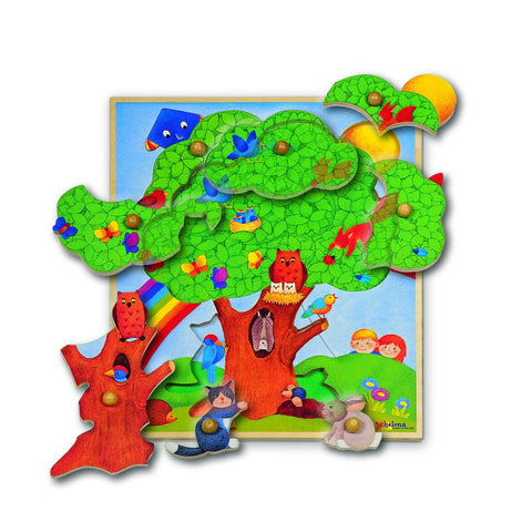 Super-Tray Puzzle-Tree