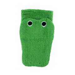 Washcloth--Crocodile