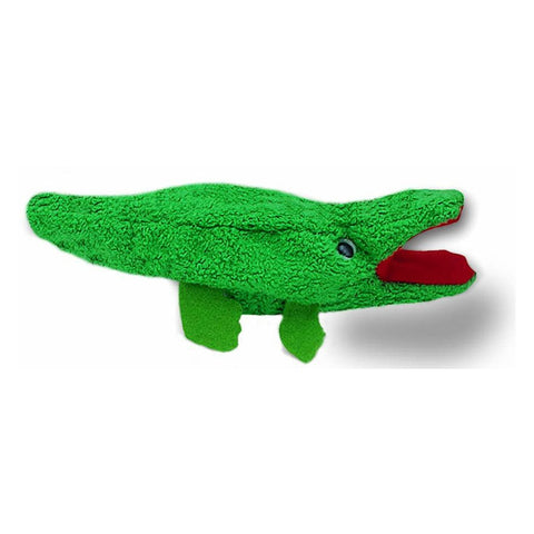 Crocodile fingerpuppet