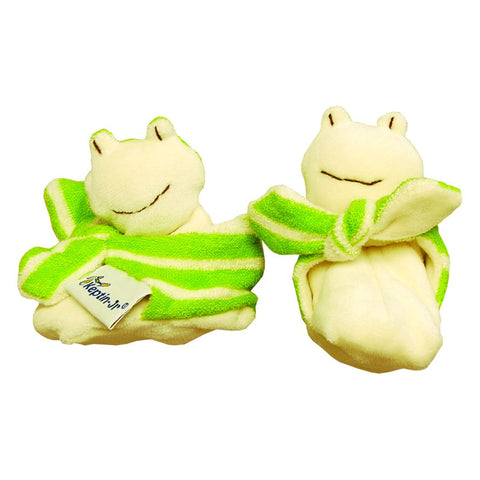 Foot rattle Guak (Green) (PU4)