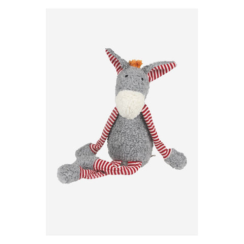 Stuffed Donkey, Charly