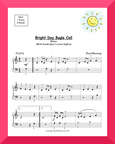 Bright Day Bugle Call