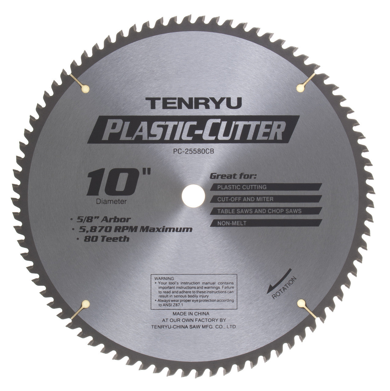 Plastic Cutter Series