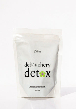 Load image into Gallery viewer, The Debauchery Detox Coffee and Charcoal Body Scrub