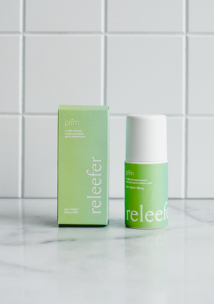 The Releefer CBD Roll On Muscle and Joint Gel