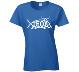 Thor Fish with Hammer T Shirt