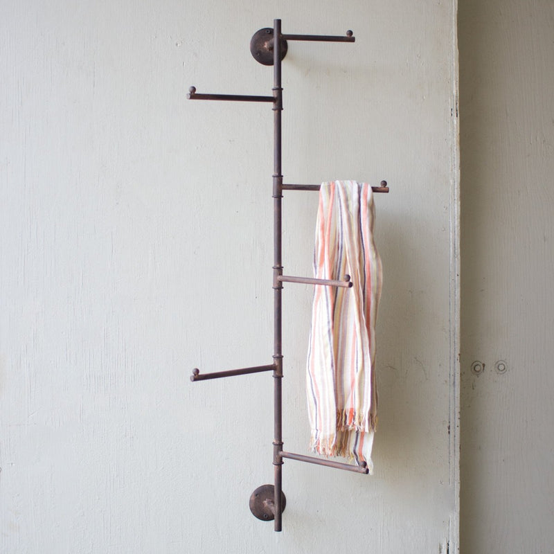 Rustic Wall Swivel - Coat Rack - Delirious by Design