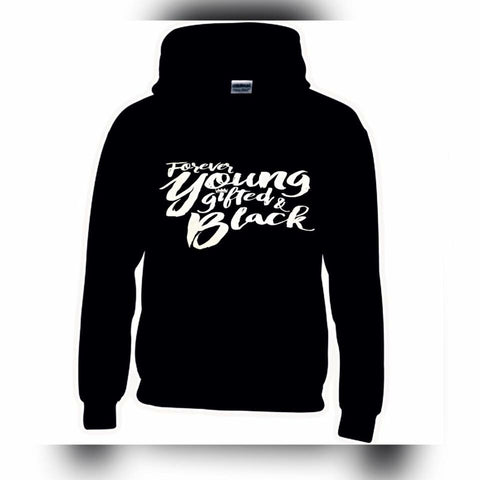 Young, Gifted & Black Hoodie
