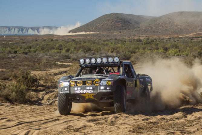 Vision Wheel Dominates at the 2016 Baja 1000