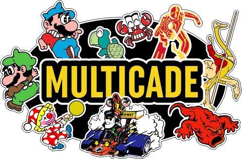 The Best Multicade Art for your Multi Game Jamma PCB Boards