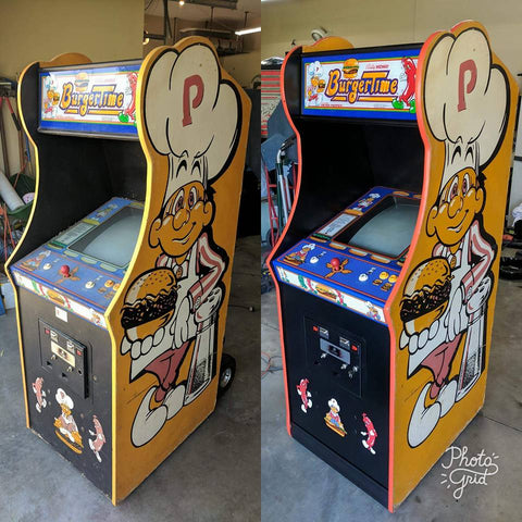 Arcade Restoration - The Best Arcade Art for Restoring Classic Machines