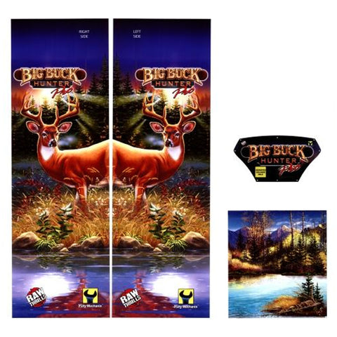 Big Buck Hunter Pro Complete Restoration Kit