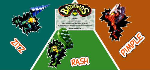 BattleToads CPO - Control Panel Overlay