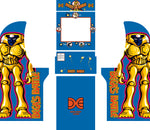Arcade1Up - Bega's Battle Complete Art Kit