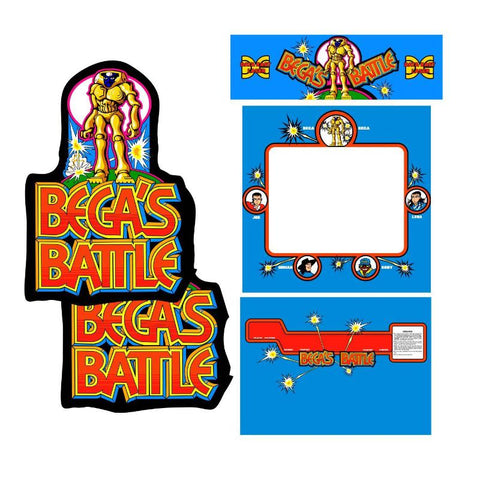 Bega's Battle Complete Restoration Kit