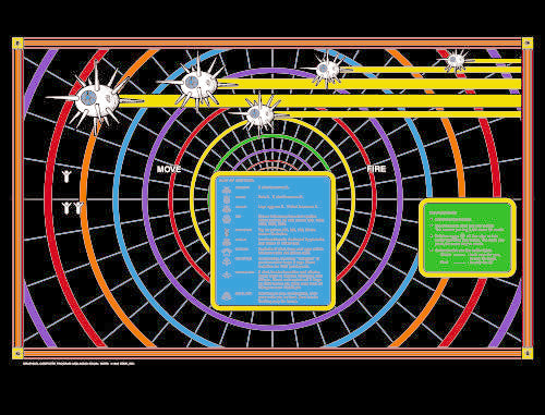 Black Widow CPO - Control Panel Overlay
