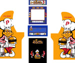 Arcade1Up - Burgertime Complete Art Kit